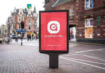 New Tech Firm 'Anything for Hire' Launches in the UK Hire Market