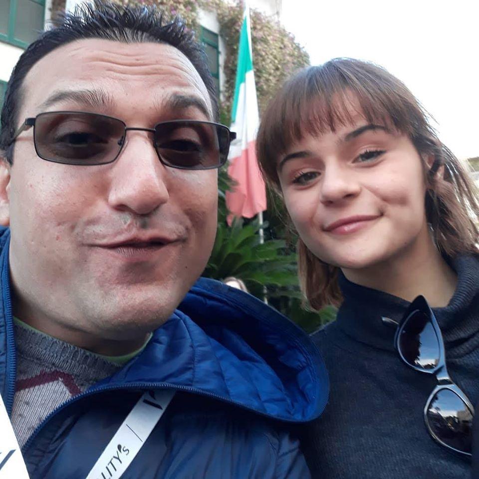 Martina Attili incontra Marian Richero
