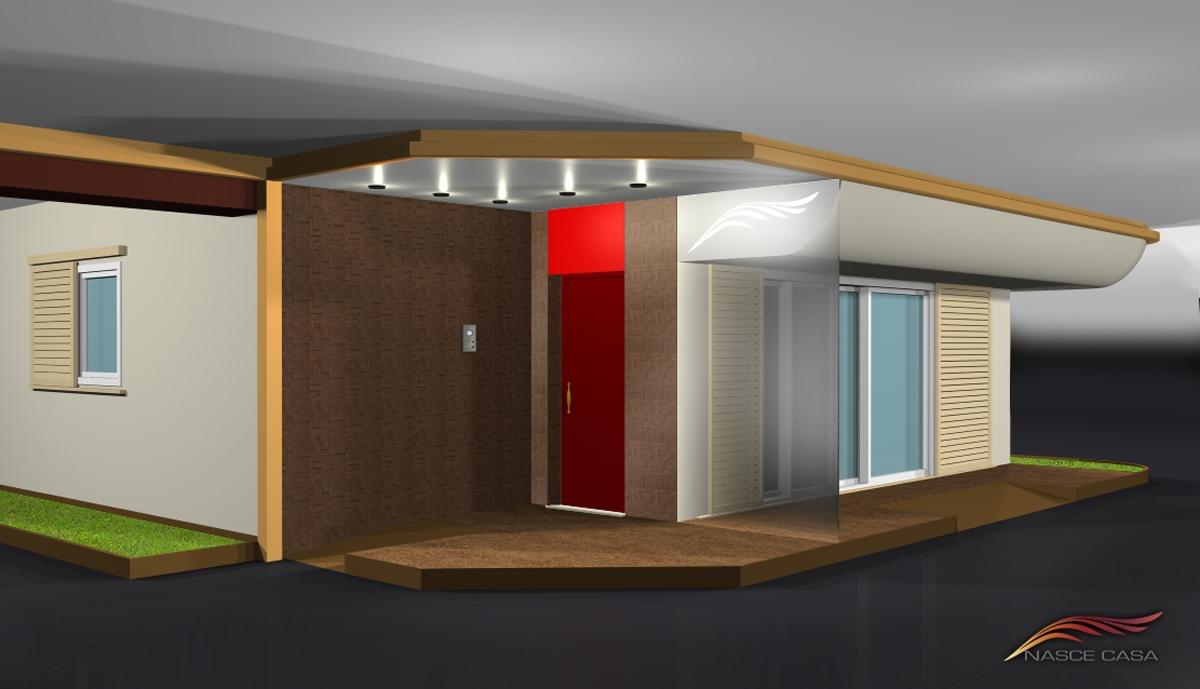 La casa eco domotica del futuro ora da lops presente e - Trasformare una casa in domotica ...