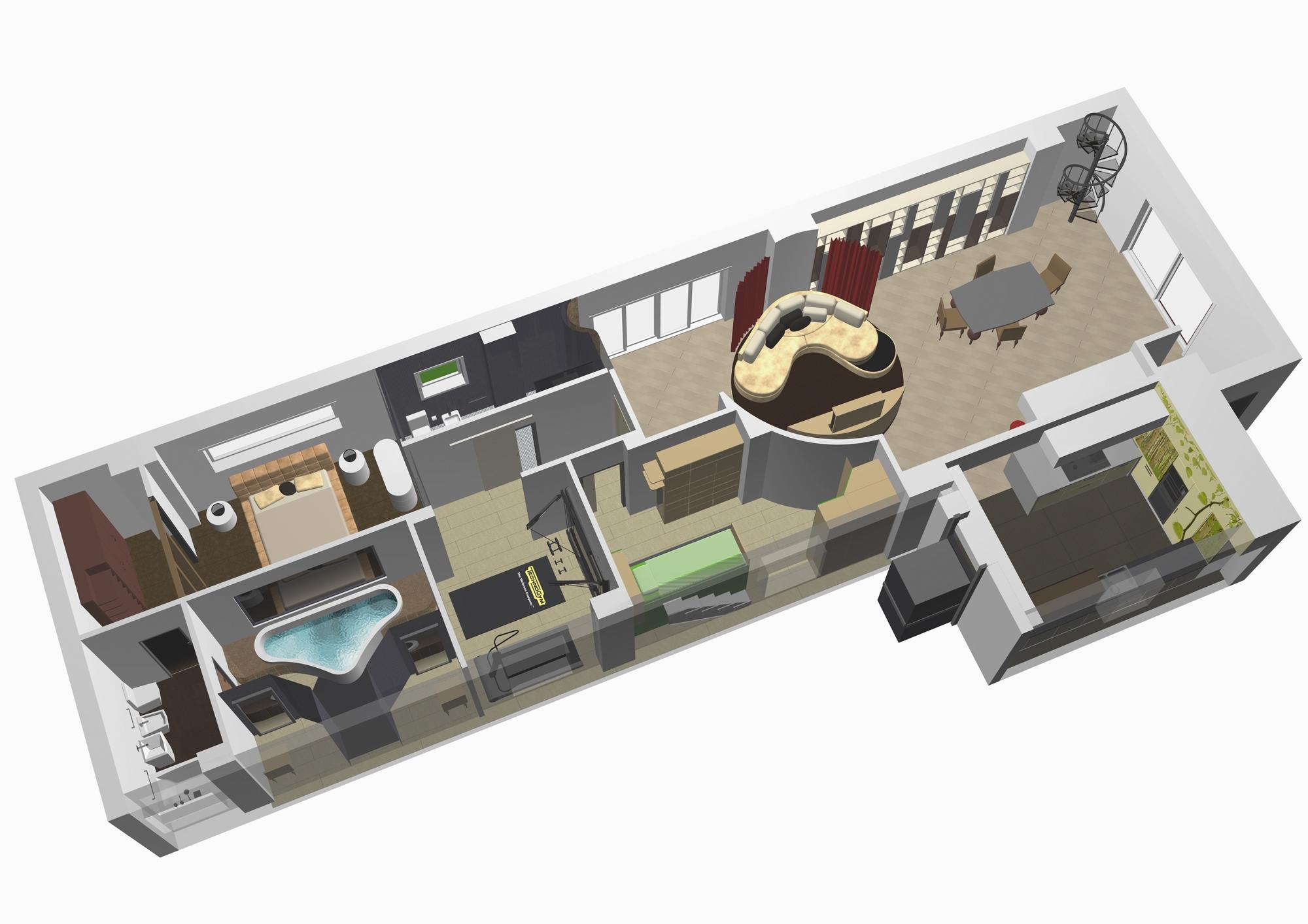 Una casa domotica missionearchitetto - Trasformare una casa in domotica ...