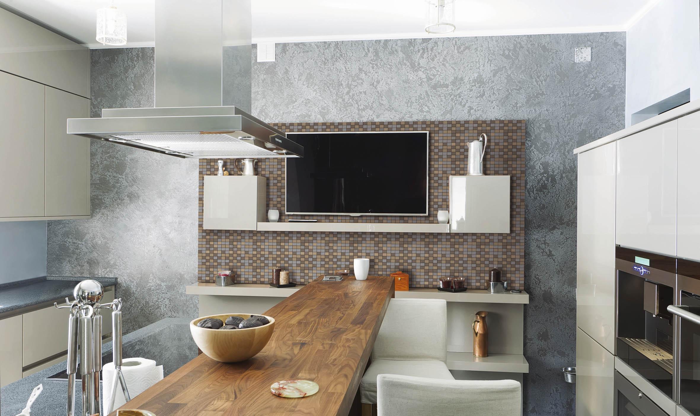 Arredamento Cucina Soggiorno Moderno : Arredamento moderno ...