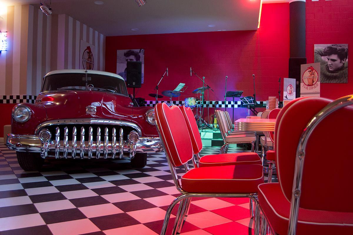Arredamento Anni 50 Americano : All american the dineru201d il nuovo ristorante dove rivivere i