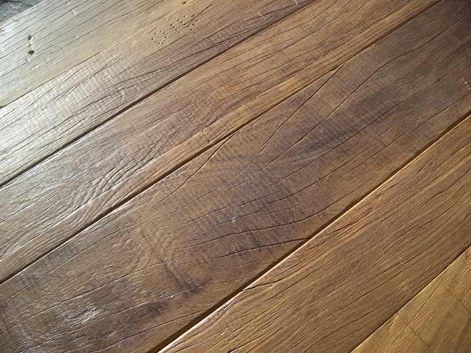 Pavimenti Rustici In Legno : Pavimenti rustici legno: parquet a listoni rovere rustico americano