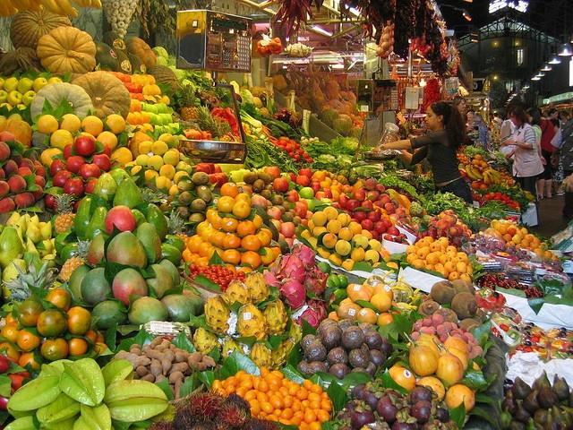 Frutta antidepressivo naturale for Mercato frutta e verdura milano