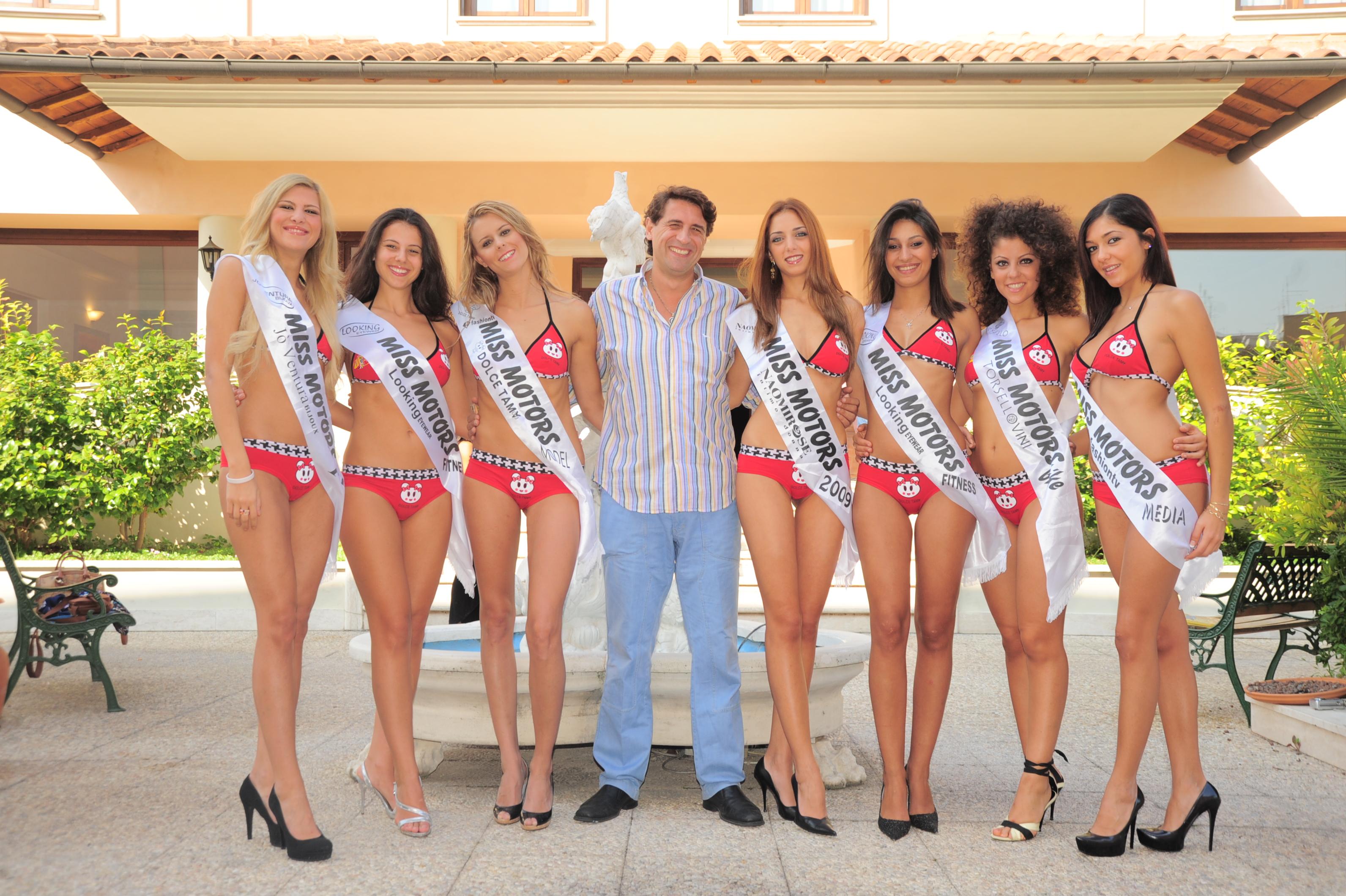 """MISS MOTORS ITALY"" 2010"