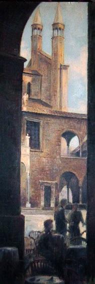 Le opere di giorgio pastorelli in una magnifica mostra for Giorgio iv milano