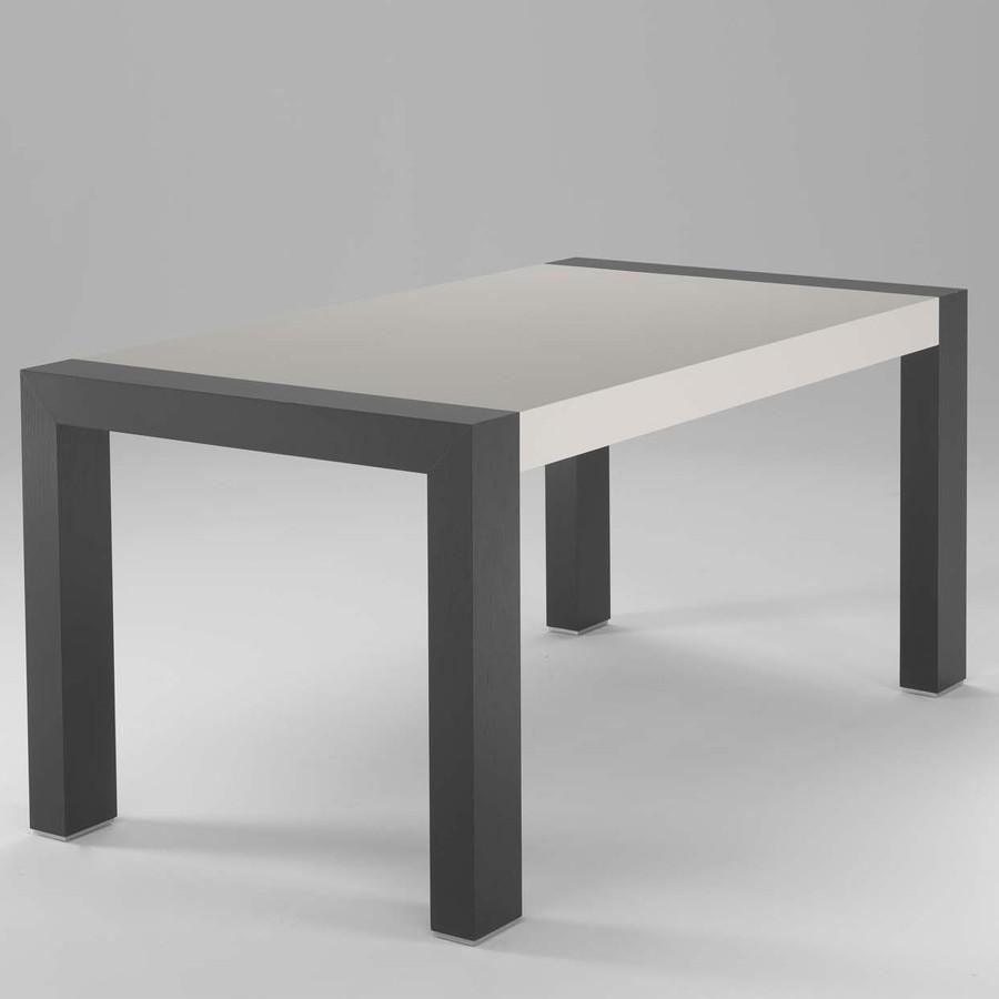 tavolo allungabile moderno legno : Pin Tavolo Moderno In Legno Allungabile Next Evo Pianca on Pinterest