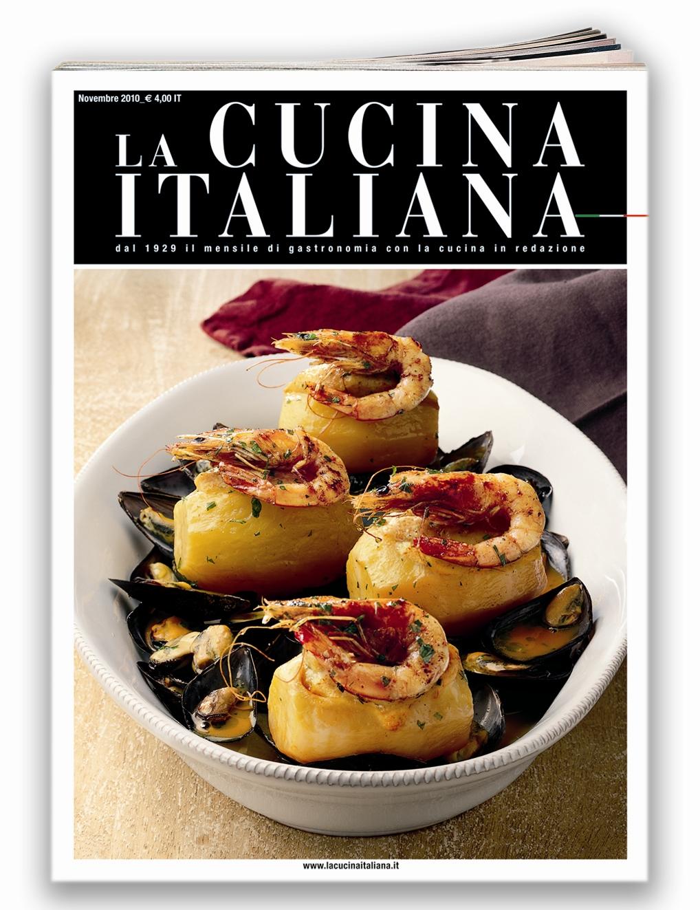 cucinare novembre con le ricette de la cucina italiana. Black Bedroom Furniture Sets. Home Design Ideas