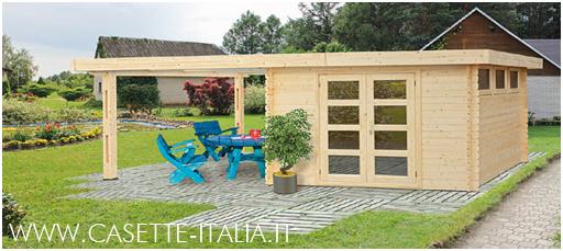 Casette italia la nuova iniziativa del gruppo asset che for Casette di legno del paese