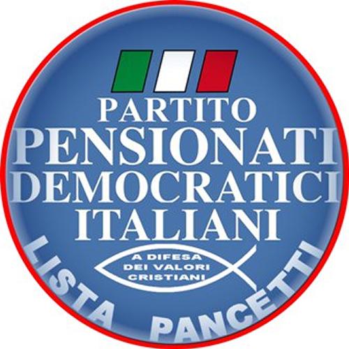 PARTITO PENSIONATI DEMOCRATICI ITALIANI