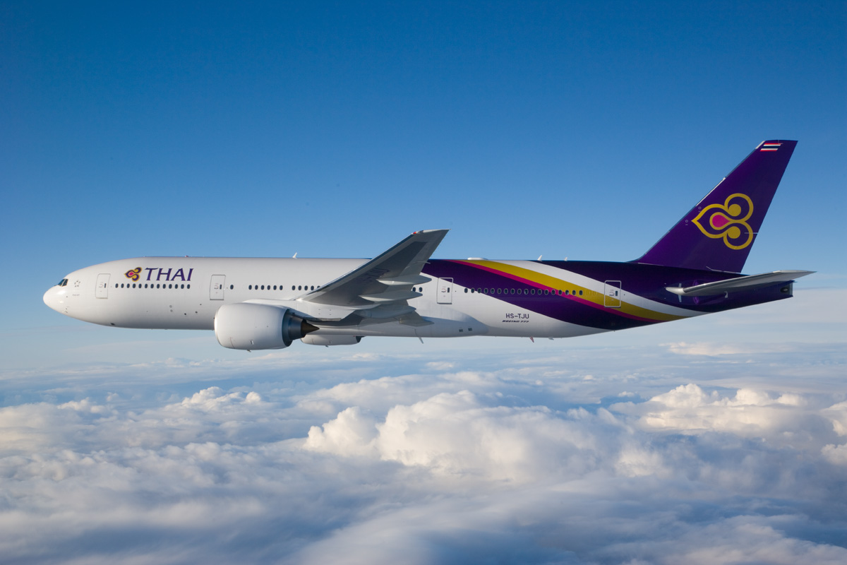 Download this Thai Airways Riduce Fuel Surcharge picture